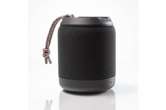 BRAVEN BRV Mini Rugged Portable Speaker - Black