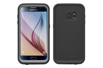 Lifeproof Fre Waterproof Case for Galaxy S7 - Black