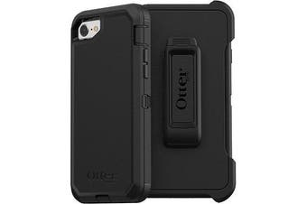 Otterbox Defender Rugged Case for iPhone SE (2020) - Black