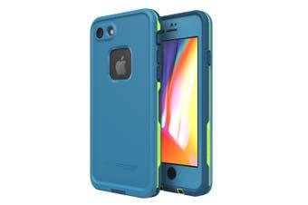 LIFEPROOF FRE 360° WATERPROOF CASE FOR IPHONE SE (2ND GEN) - BANZAI BLUE