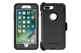 Otterbox Defender Rugged Case for iPhone 8 Plus/7 Plus - Black