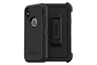 OTTERBOX DEFENDER SCREENLESS EDITION RUGGED CASE FOR  IPHONE XS/X - BLACK