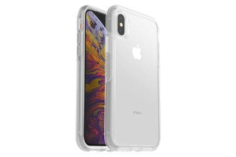 OTTERBOX SYMMETRY SLIM STYLISH CASE FOR IPHONE XS/X - CLEAR