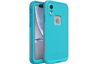 LIFEPROOF FRE WATERPROOF CASE FOR IPHONE XR - BOOSTED