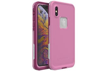 LIFEPROOF FRE WATERPROOF CASE FOR IPHONE XS MAX - FROST BITE