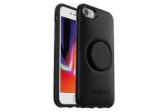 OTTERBOX Otter + Pop Symmetry Case For Iphone SE (2020) - Black