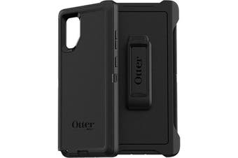 OTTERBOX DEFENDER RUGGED CASE FOR GALAXY NOTE 10 PLUS/GALAXY NOTE 10 PLUS 5G (6.8-INCH) - BLACK