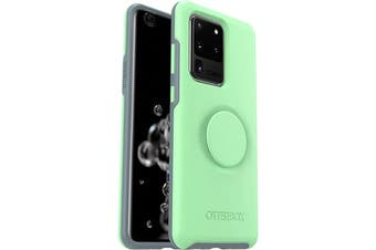 """OTTERBOX Otter + Pop Symmetry Case For Galaxy S20 Ultra 5G (6.9"""") - Mint to Be"""