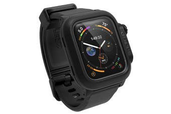 CATALYST WATERPROOF CASE FOR APPLE WATCH SERIES 5/4 (40MM) - BLACK