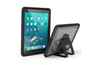 CATALYST Waterproof Case For iPad 10.2 (7th/8th Gen) - Stealth Black