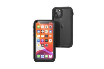 "Catalyst Waterproof Case For iPhone 11 Pro Max (6.5"") - Stealth Black"