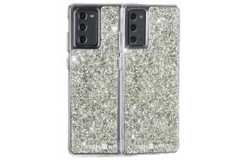 "CaseMate Twinkle Case For Galaxy Note 20 (6.7"") 5G - Stardust"