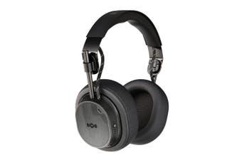 HOUSE OF MARLEY Exodus ANC Over Ear Bluetooth Headset - Black