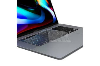 FLEXII Crystal Guard Keyboard Protector for Macbook Pro 16/ Pro 13 (2020)- Matte Clear