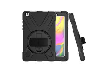 FLEXII GRAVITY Heavy Duty Rugged Case For Tab A 8.0-INCH (2019/SMT-290/295) - BLACK