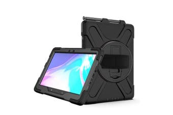 FLEXII GRAVITY Heavy Duty Rugged Case For Tab ACTIVE Pro 10.1 (SMT-540/545) - BLACK