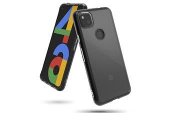 "RINGKE Fusion Rugged Slim Case For Google Pixel 4A (5.8"") - Smoke Black"