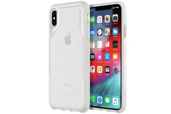 GRIFFIN SURVIVOR ENDURANCE CASE FOR IPHONE XS MAX - CLEAR/GRAY