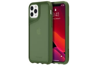 "GRIFFIN Survivor Strong Case For iPhone 11 Pro (5.8"") - Bronze Green"