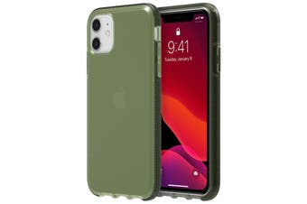 "GRIFFIN Survivor Clear Case for iPhone 11 (6.1"") - Bronze Green"
