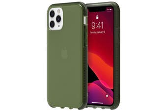"GRIFFIN Survivor Clear Case for iPhone 11 Pro Max (6.5"") - Bronze Green"