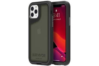 "GRIFFIN Survivor Extreme Case for iPhone 11 Pro (5.8"") - Black/Gray/Smoke"