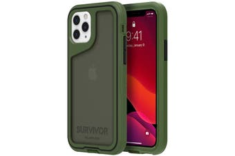"GRIFFIN Survivor Extreme Case for iPhone 11 Pro (5.8"") - Green/Black/Smoke"
