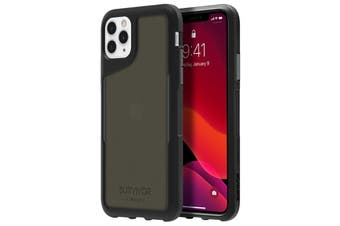 "GRIFFIN Survivor Endurance Case For iPhone 11 Pro Max (6.5"") -Black/Gray/Smoke"