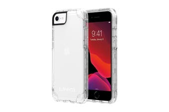 GRIFFIN Survivor Strong Rugged Case For iPhone SE (2nd)/8/7 - Clear