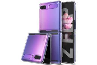 Ringke Slim Lightweight Rugged Case For Galaxy Z Flip - Clear