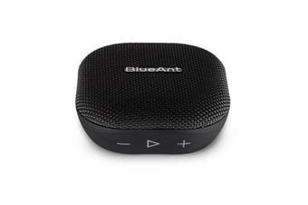 BLUEANT X0 Portable 6 Watt Bluetooth Speaker - Black