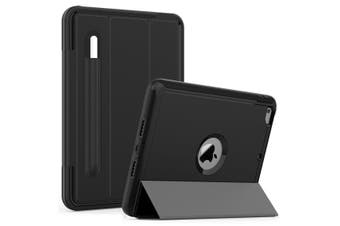 FLEXII GRAVITY Rugged Smart Cover Case for iPAD 9.7-INCH (6TH/5TH GEN) - Black