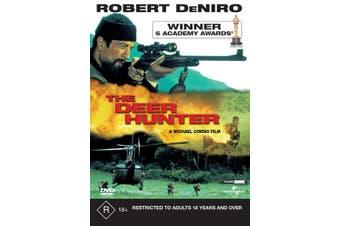 The Deer Hunter DVD Region 4
