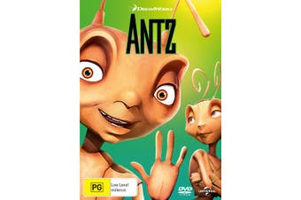 Antz DVD Region 4