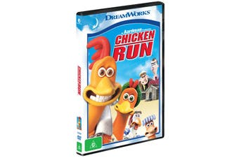 Chicken Run DVD Region 4