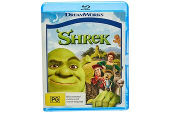 Shrek Blu-ray Region B