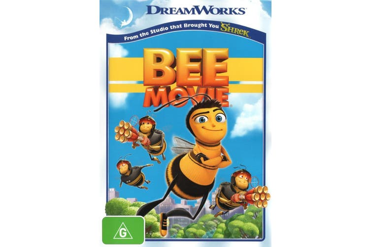 Bee Movie DVD Region 4
