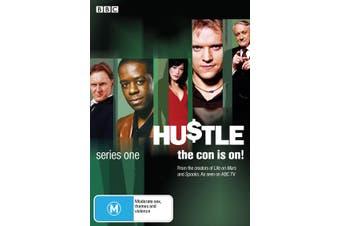 Hustle Season 1 DVD Region 4