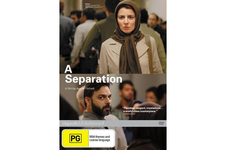 A Separation DVD Region 4