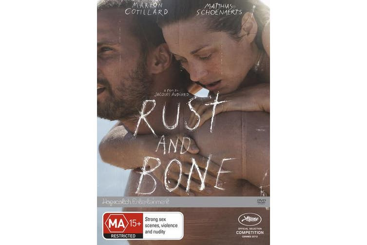Rust and Bone DVD Region 4