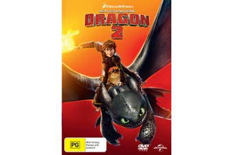 How to Train Your Dragon 2 DVD Region 4