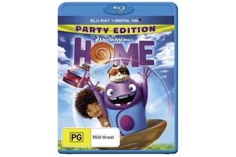 Home Blu-ray Region B