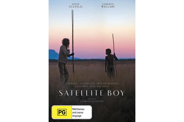 Satellite Boy DVD Region 4