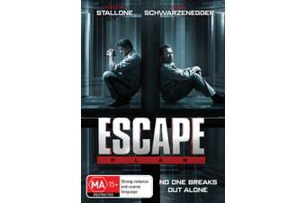 Escape Plan DVD Region 4