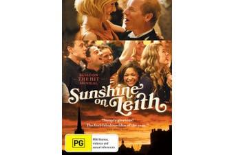 Sunshine On Leith DVD Region 4