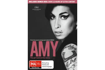 Amy DVD Region 4