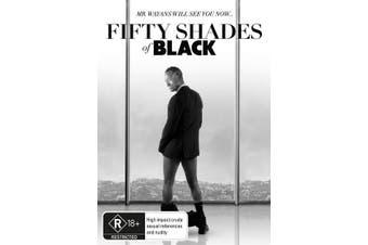 Fifty Shades of Black DVD Region 4