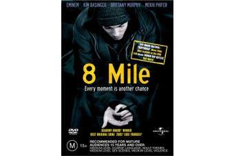 8 Mile DVD Region 4