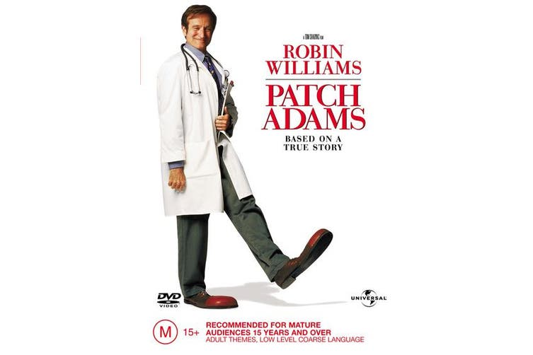 Patch Adams DVD Region 4