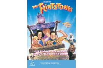 The Flintstones DVD Region 4